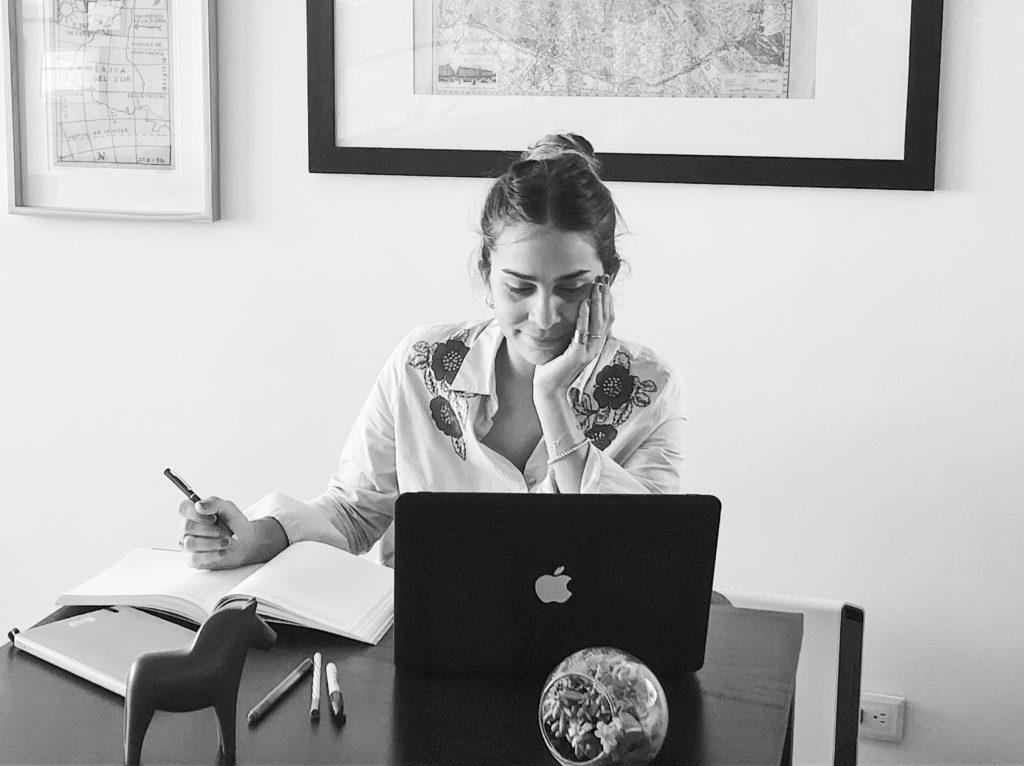 María Perrier profesional en marketing digital