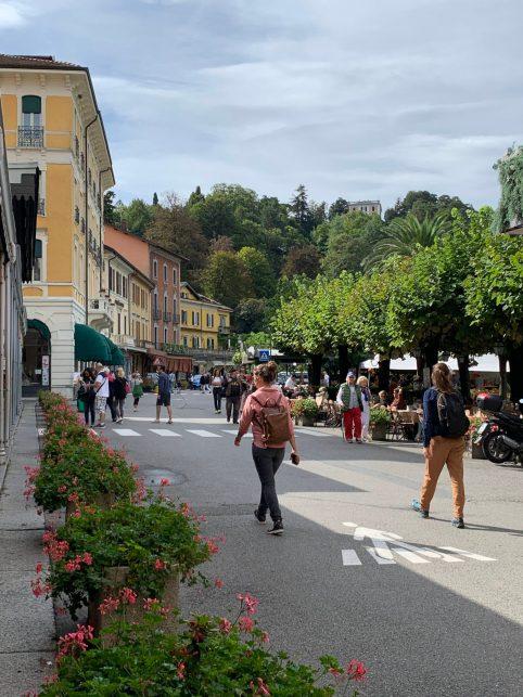 Sale el sol y todo brilla en Bellagio