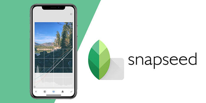 Snapseed es ideal para usar con Google Photos.