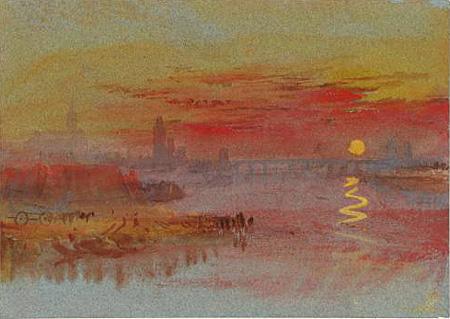 I tramonti nella storia dellarte  Artesplorando