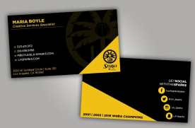 2017 Business Cards