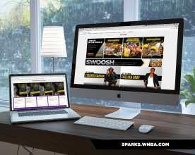 Home Page – Fan Zone & Social Media