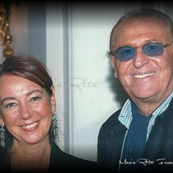 Maria RIta Ferrari una vita tra eventi e matrimoni