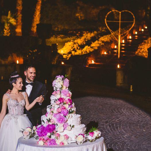 Marco & Rossella al CAstello di Tor Crescenza | Maria RIta Ferrari wedding planner