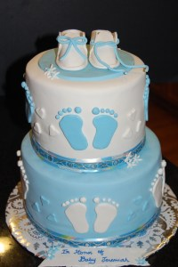 Baby Shower Cake | Party Favors Ideas