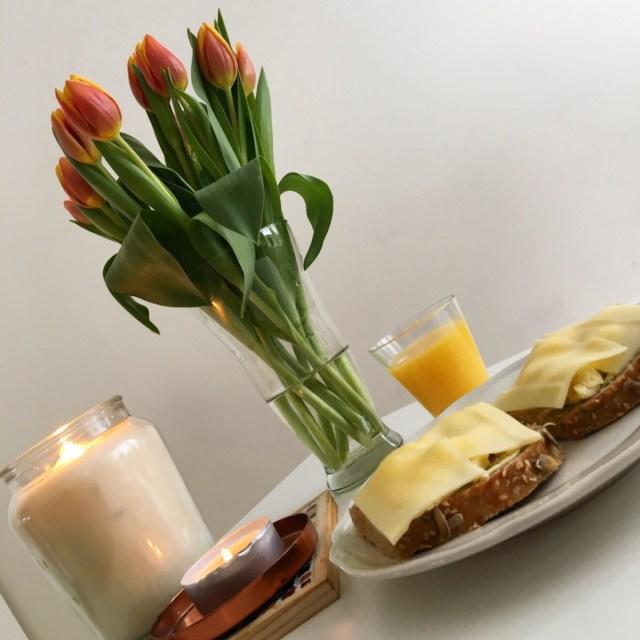 Helgfrukost