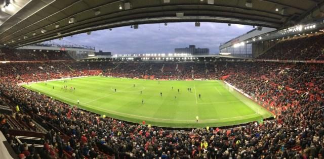 Manchester matchdag