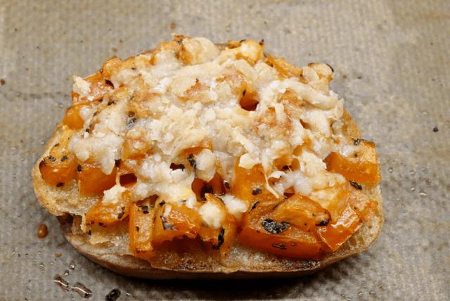 Italiensk bruschetta
