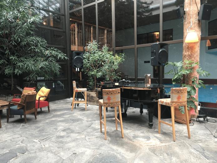 Storhogna högfjällshotell
