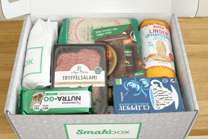 Smakbox Matfestival