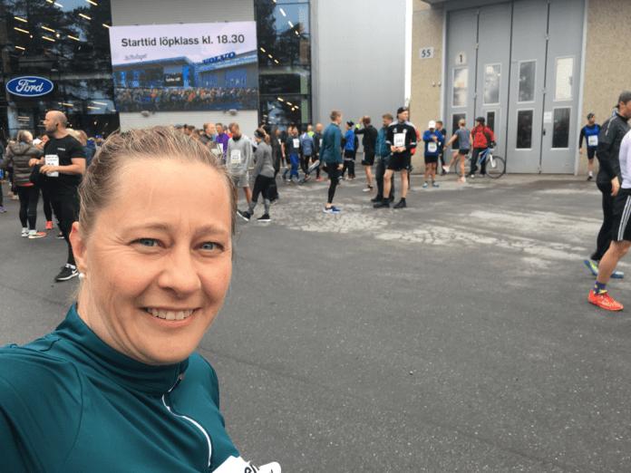 Spring en mil, vinn en bil 2019