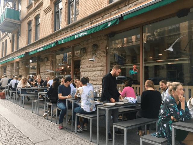 Restaurang Bar Normal