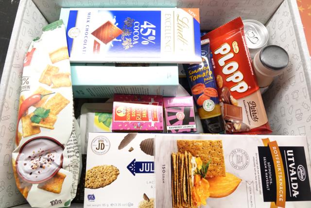 Smakbox Vardagsfest