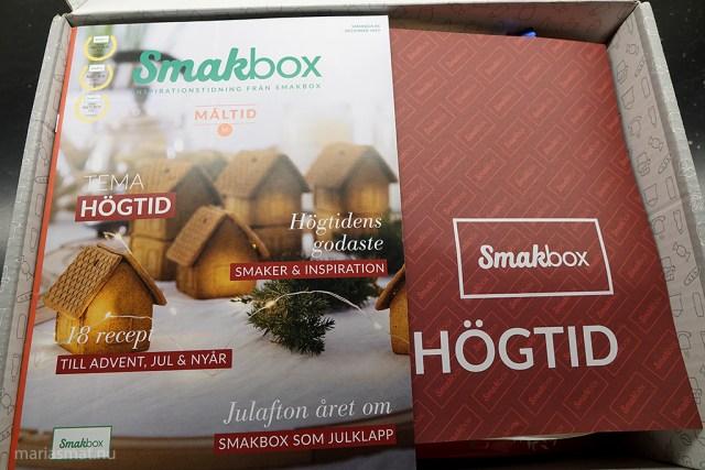 Smakbox Högtid