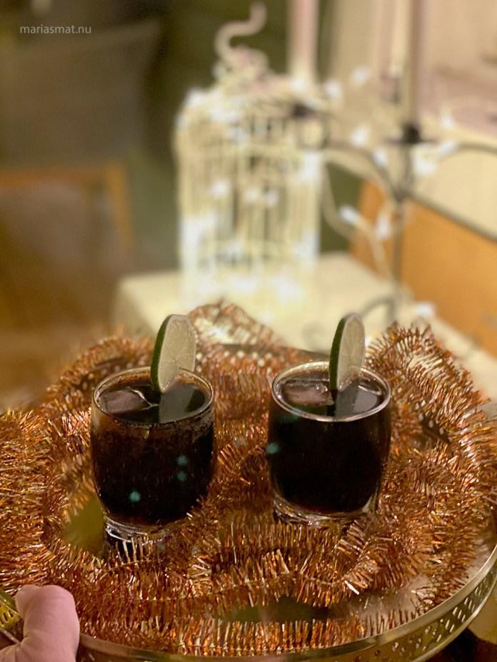 Julmustdrink som fredagsdrink