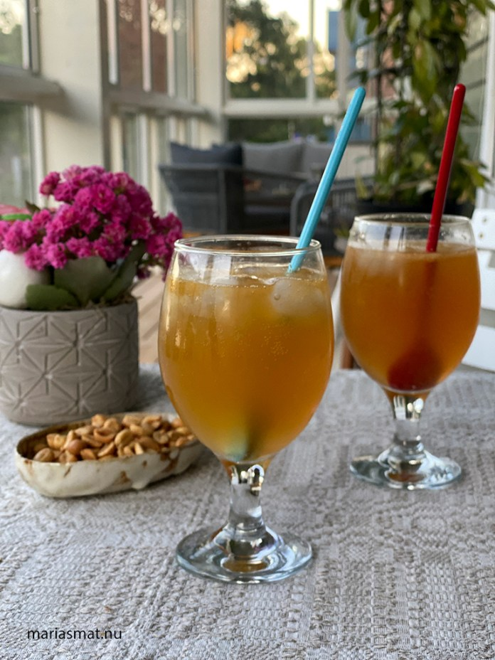 Vodkadero som fredagsdrink