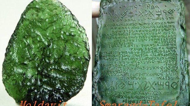 De Smaragden Tafel – Hermes Trismegistus