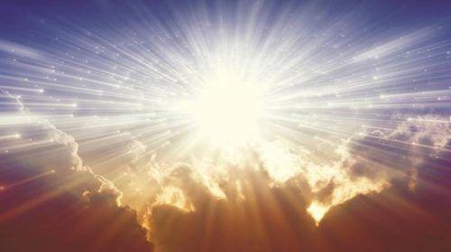 Gebed namens Moeder Aarde 'Met Mijn Power en Mijn Glorie'