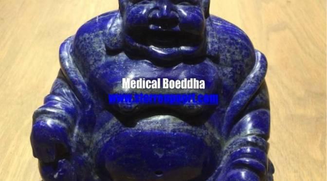 2e Volle Maan Mantra 'Medicijn Boeddha' op 19 febr 2019
