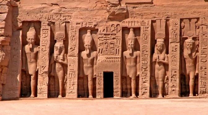 MP3 met Gouden Boodschap van de Hathors vanaf de Nijl