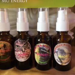 9a) Holy Aura Sprays
