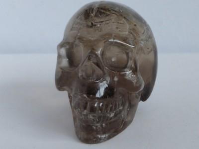 Rookkwarts Skull 1 – HEEFT JAREN MEEGEWERKT TIJDENS LEMURIA HATHOR HEALINGEN