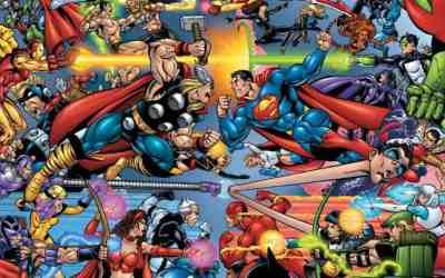 ¿Aún no conoces a tu superhéroe?