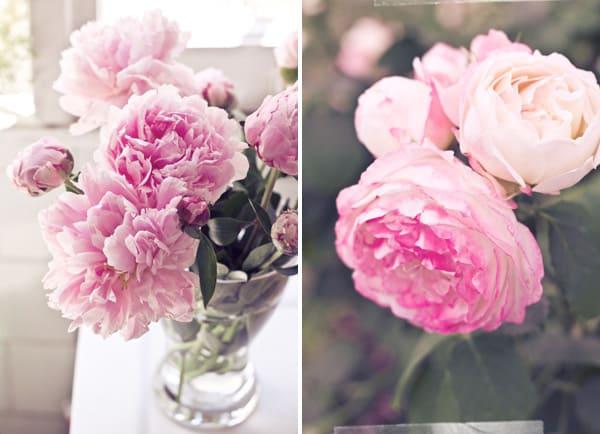 Sorteo de flores