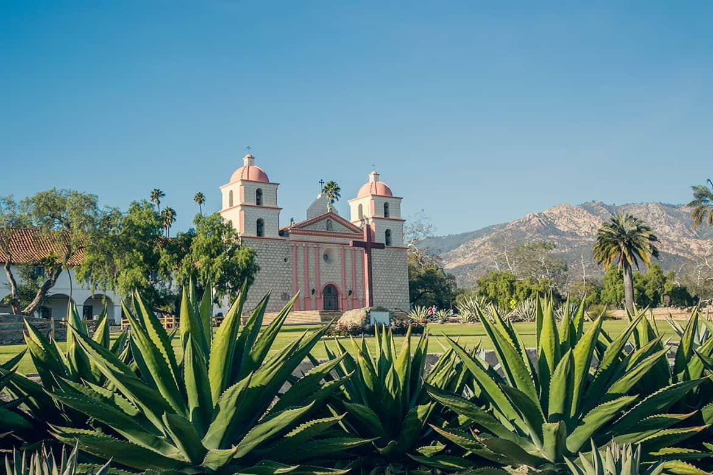 Misión de Santa Bárbara, California