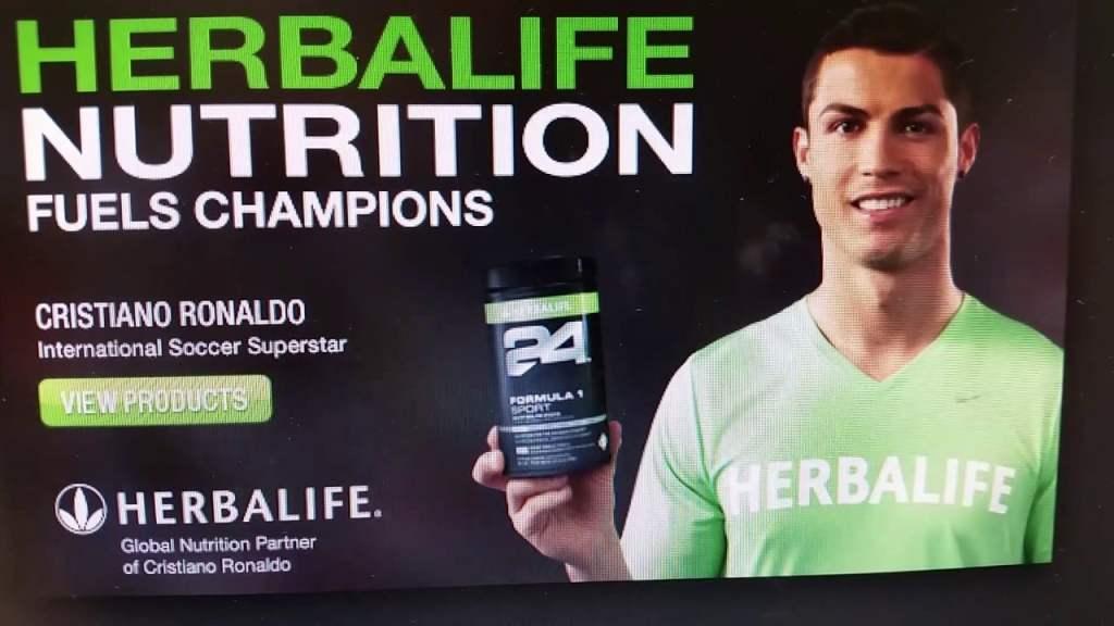 Gamme sport H24 Herbalife