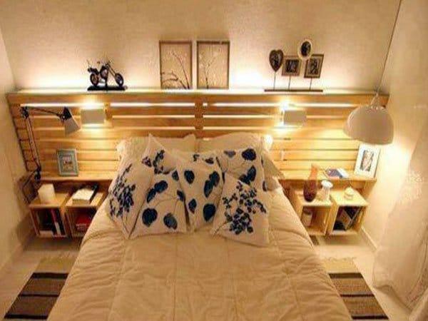 Deco Chambre Avec Palette