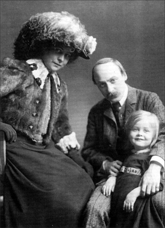 Marie Krøyer, Margita og Hugo Alfven
