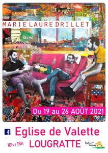 Read more about the article Du 19 au 26 Août 2021 à l'Eglise de Valette