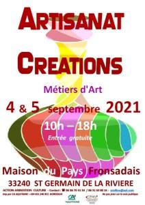 Read more about the article 4 et 5 Septembre 2021 à St Germain la Rivière