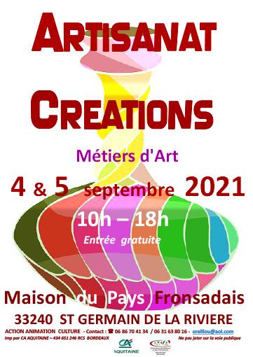 You are currently viewing 4 et 5 Septembre 2021 à St Germain la Rivière