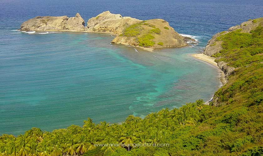 Guadeloupe, paysage des Saintes © Marie-Ange Ostré