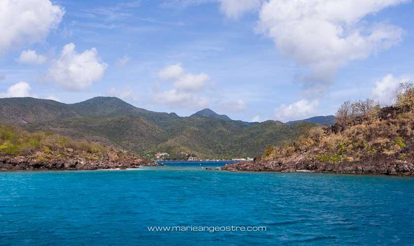 Guadeloupe, Réserve Cousteau © Marie-Ange Ostré