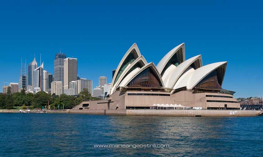 Australie, opéra de Sydney (New South Wales) © Marie-Ange Ostré