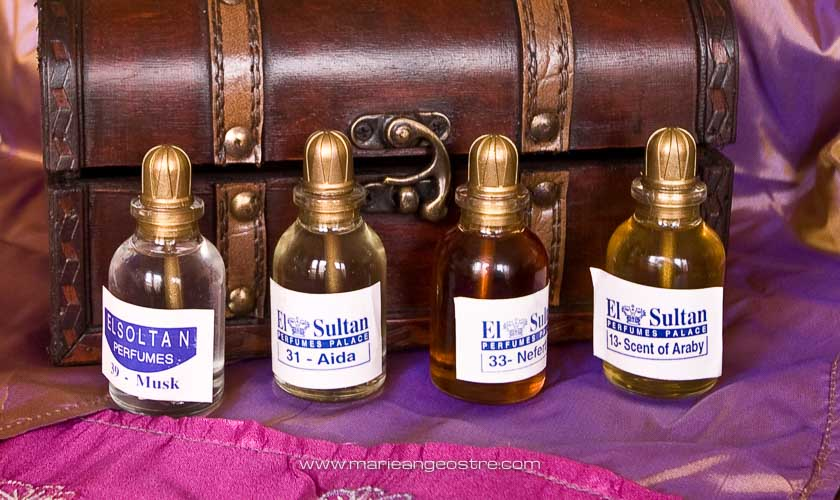 Egypte, parfums et huiles essentielles au Caire © Marie-Ange Ostré