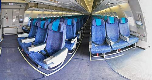 XL Airways, classe Economique