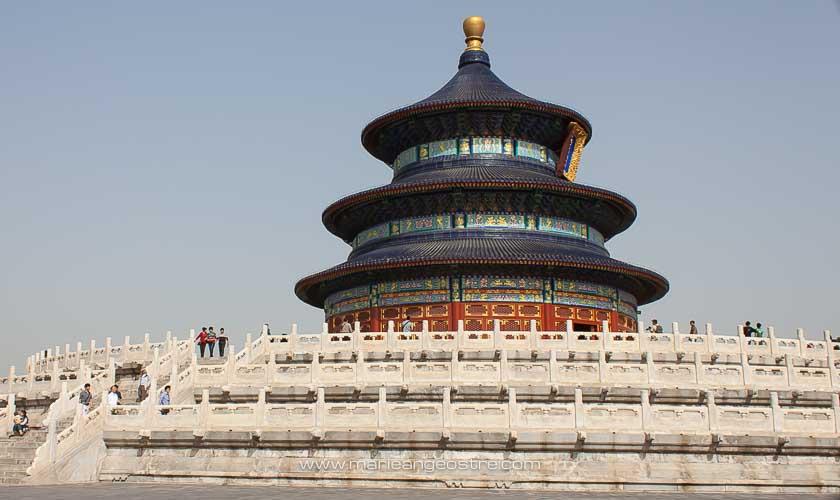 Chine, Temple du Ciel, Pékin © Marie-Ange Ostré
