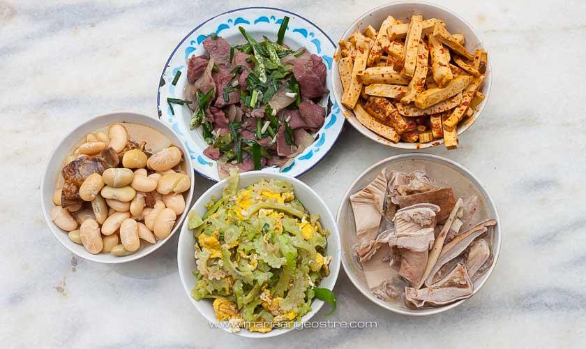 Chine, cuisine du Yunnan © Marie-Ange Ostré