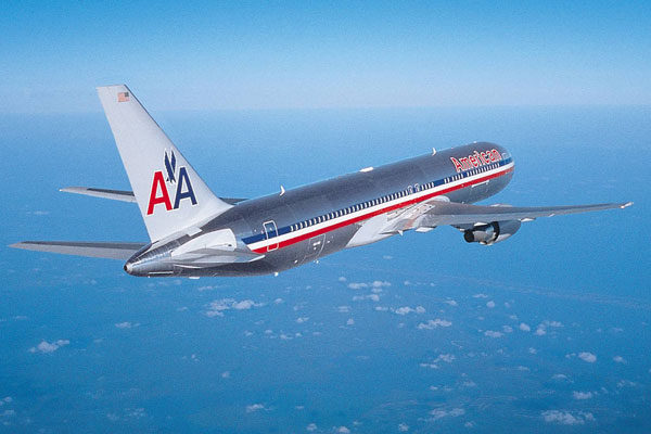 Boeing 767 American Airlines
