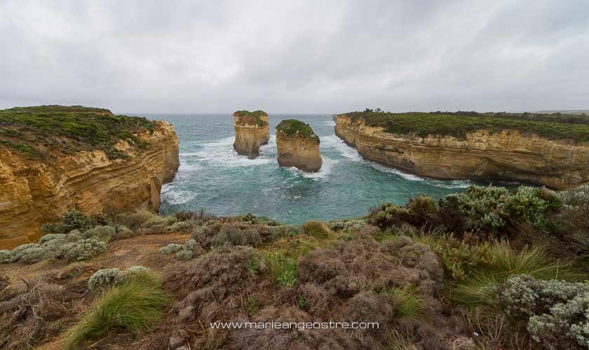 Australie du Sud, l'anse de Razorback sur la Great Ocean Road © Marie-Ange Ostré