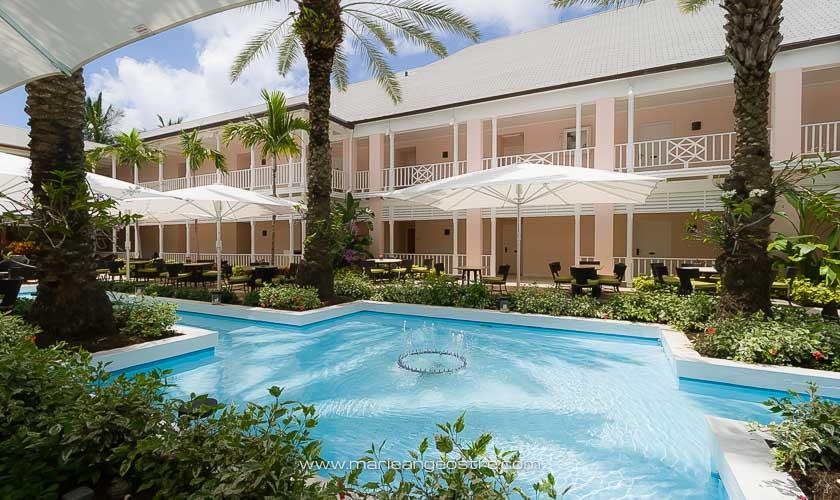 Bahamas, One & Only Ocean Club sur Paradise Island © Marie-Ange Ostré