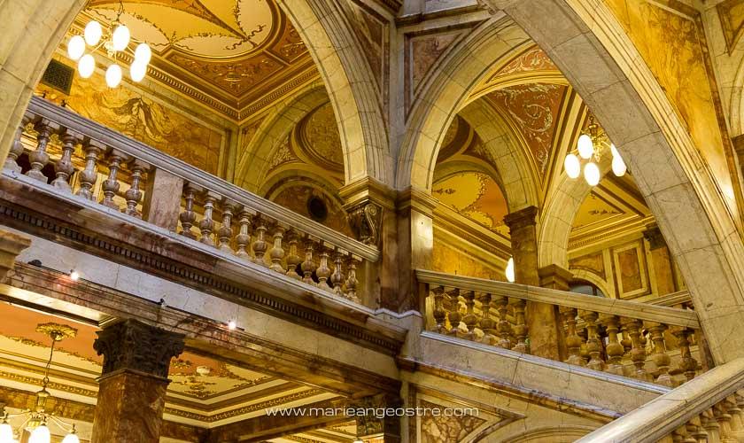 Ecosse, Glasgow City Chambers © Marie-Ange Ostré