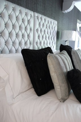 Bespoke Cushions : Accessories at Marie Charnley Interiors