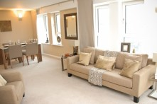 Living Space - Show Room