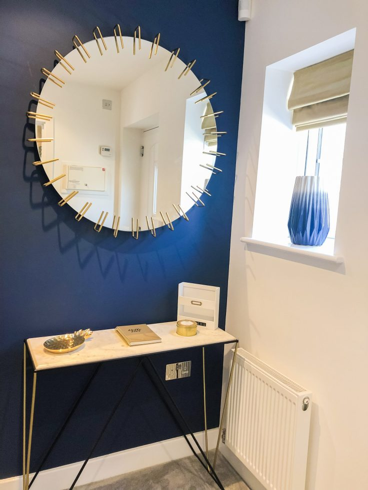 Buckton View Show home, Designer Mirror