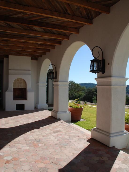 Spanish Oaks Colonnade (Austin)